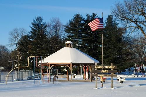 Randall Township Park, Wisconsin