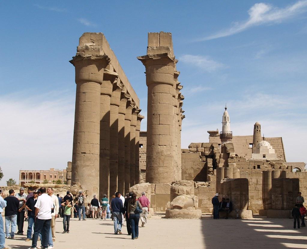 East bank map luxor mapcarta for Luxor baths