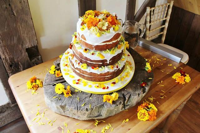 Wedding Cake by Aine's Cakes
