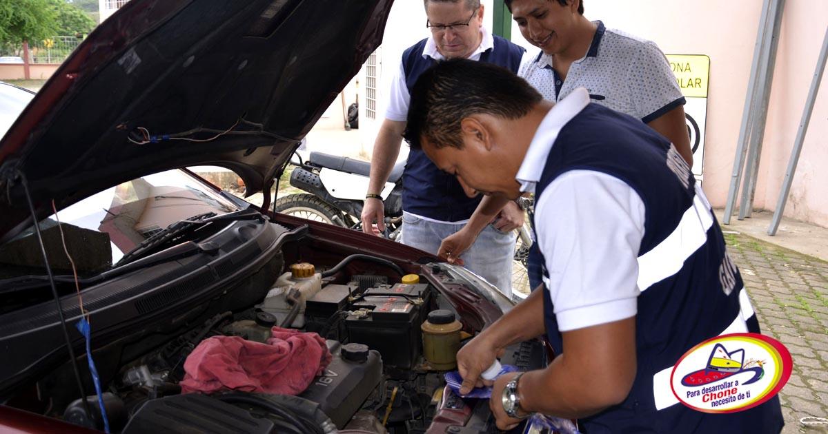 Dirección de tránsito inició revisión y matriculación vehicular