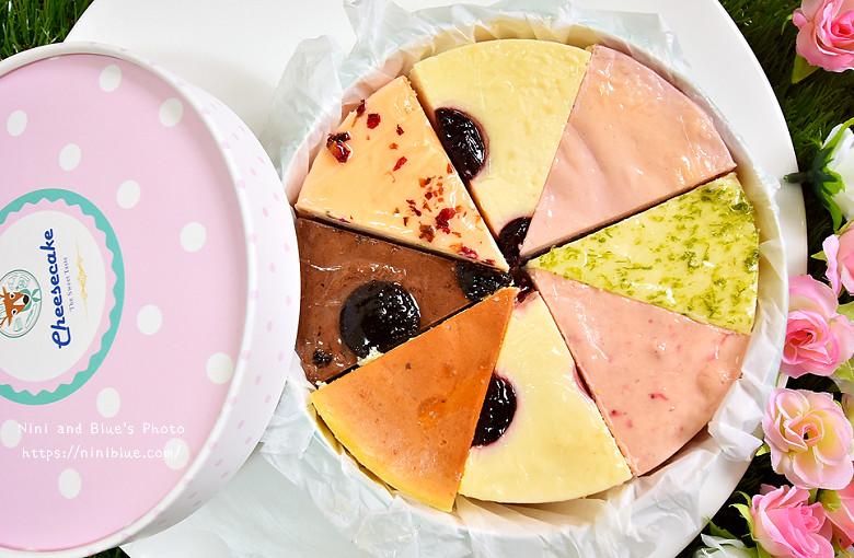 齊益烘焙坊台中公益路重乳酪蛋糕甜點07