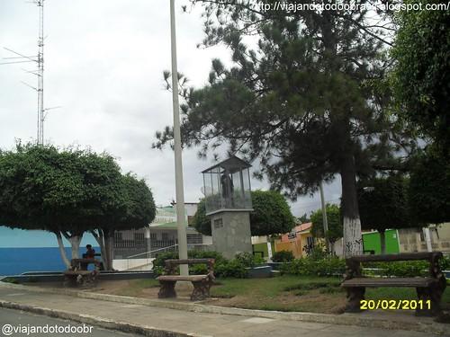 Taquarana - Praça Padre Cícero
