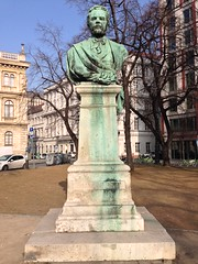 Ferenc Salamon, Széchenyi tér, Budapest