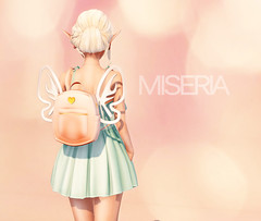 Miseria - Fairy Backpack