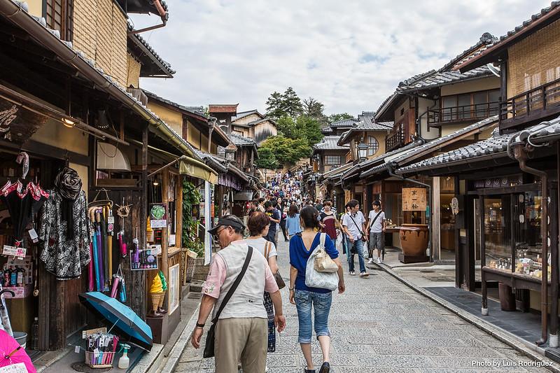 Calles Sannenzaka y Ninenzaka de Kioto-54