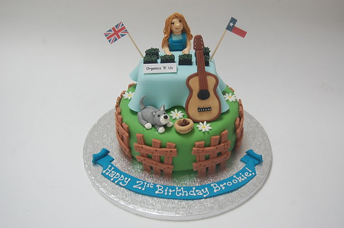 Texan Market Stall Cake Beautiful Birthday Cakes