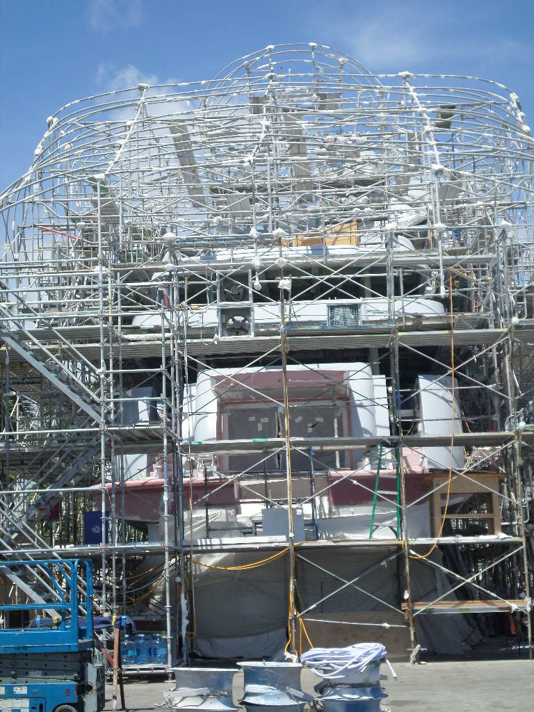 Full Scaffolds