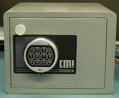CMI Basic Home Safe with La Gard Digital Electronic Lock