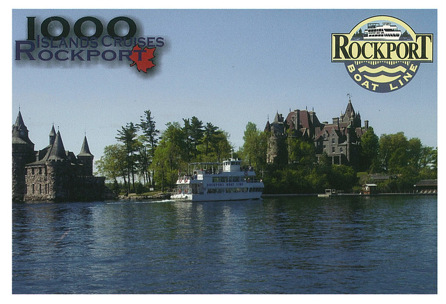Ontario - 1000 Islands - Rochport