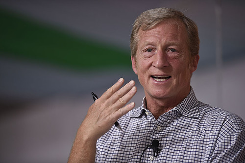 Aspen Ideas Festival: Tom Steyer
