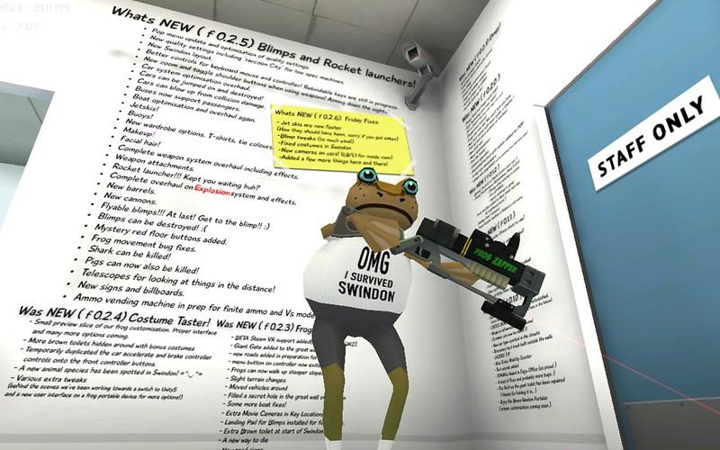 Amazing Frog list