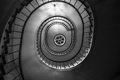 Stairway, Passage Vivienne
