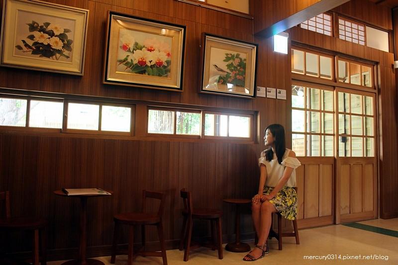 19578022600 4d76a32f78 b - 遊記。台中西區【林之助紀念館】台灣膠彩畫之父林之助畫室,歷史日式建築修復再利用