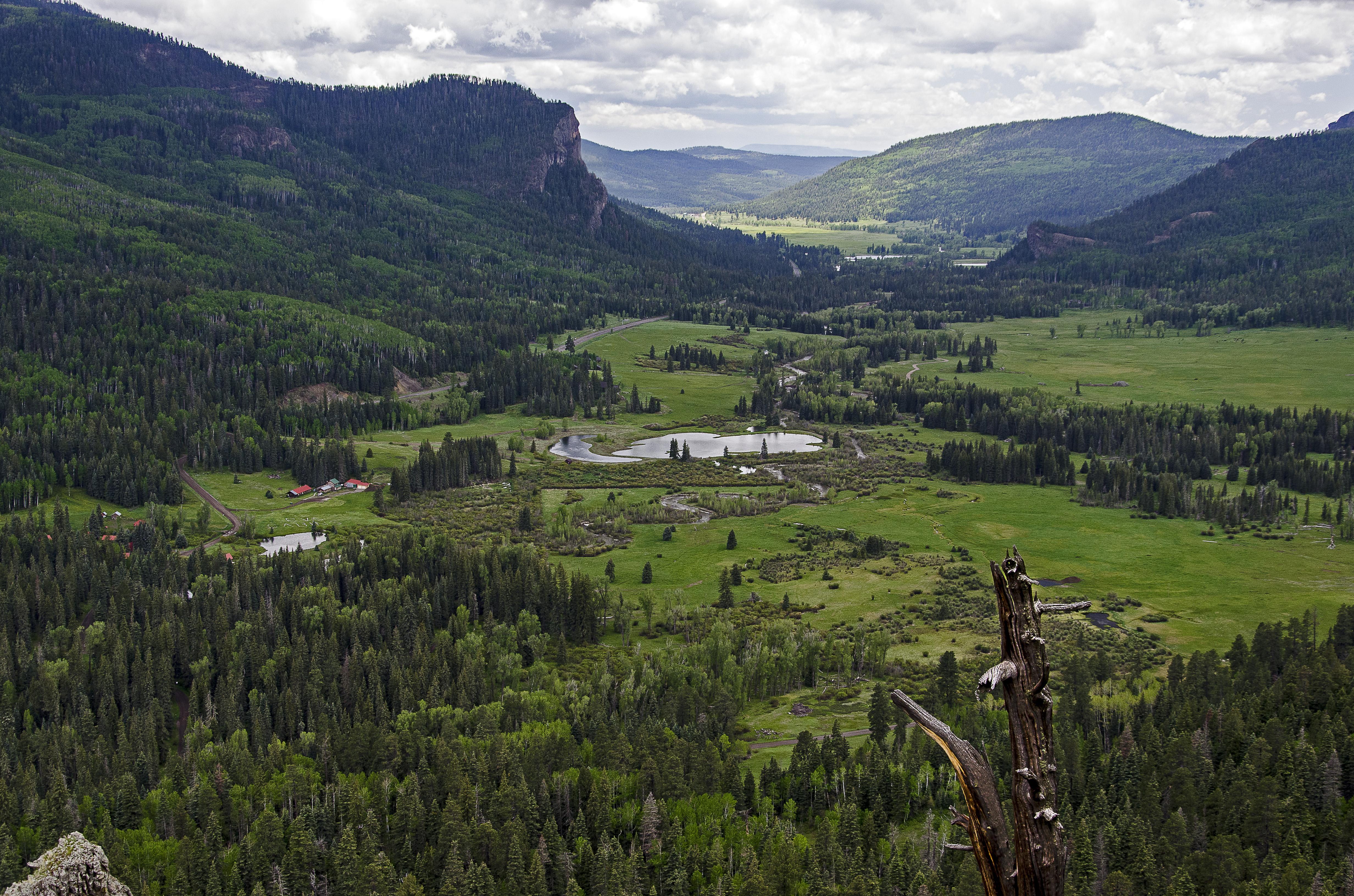 treasure mountain colorado map Elevation Of Treasure Mountain Colorado Usa Topographic Map