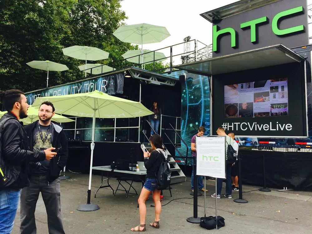 HTC Vive 1