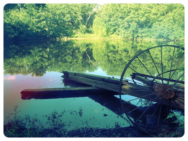 Wagon Wheel Lake