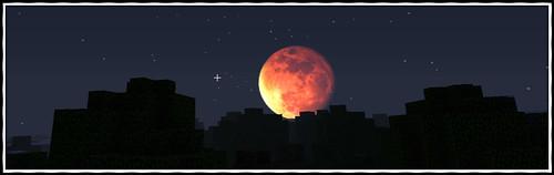 Minecraft Moon