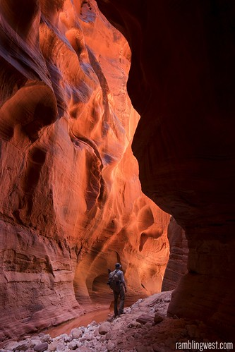 Around the Bend..., Buckskin Gulch image