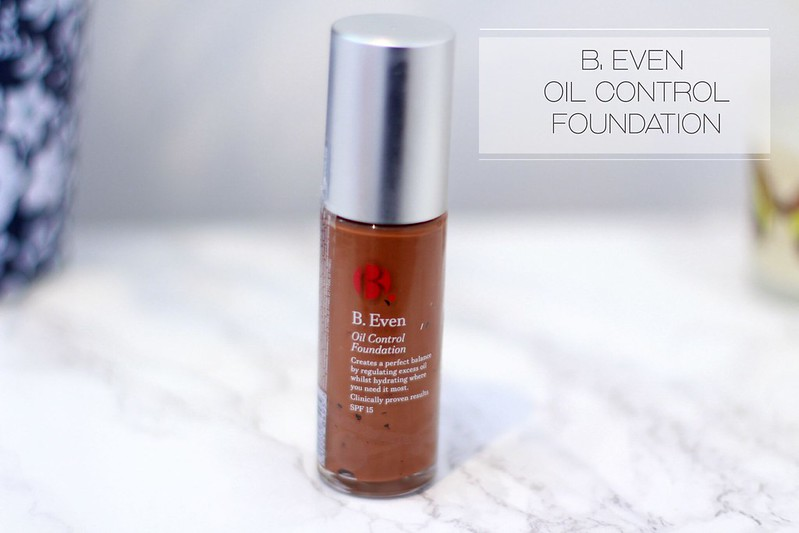 B.Even_Oil_Control_Foundation