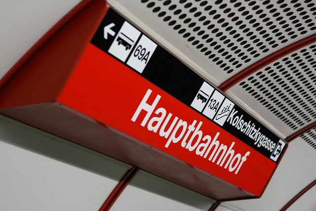 [221/365] U1 Hauptbahnhof | Wien Hbf