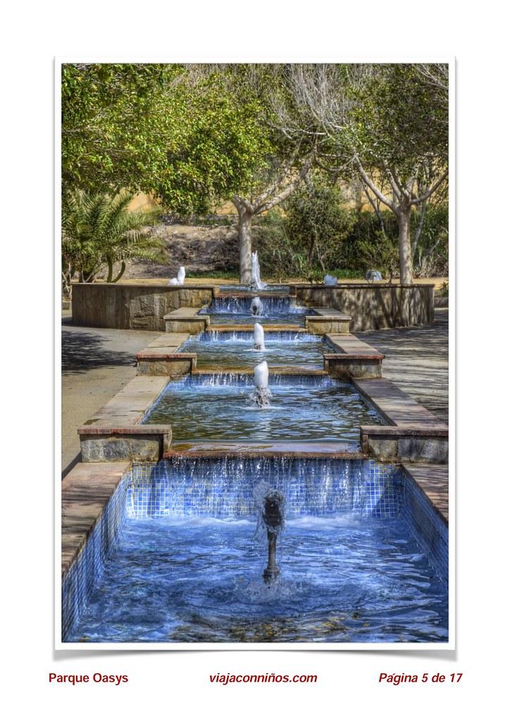 Parque Oasys en el Desierto de Tabernas.