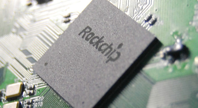 rockchip-silicon
