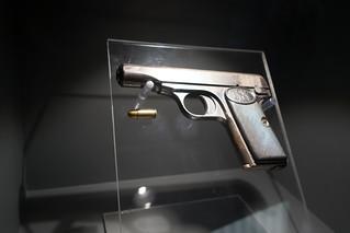 1910 Browning pistol