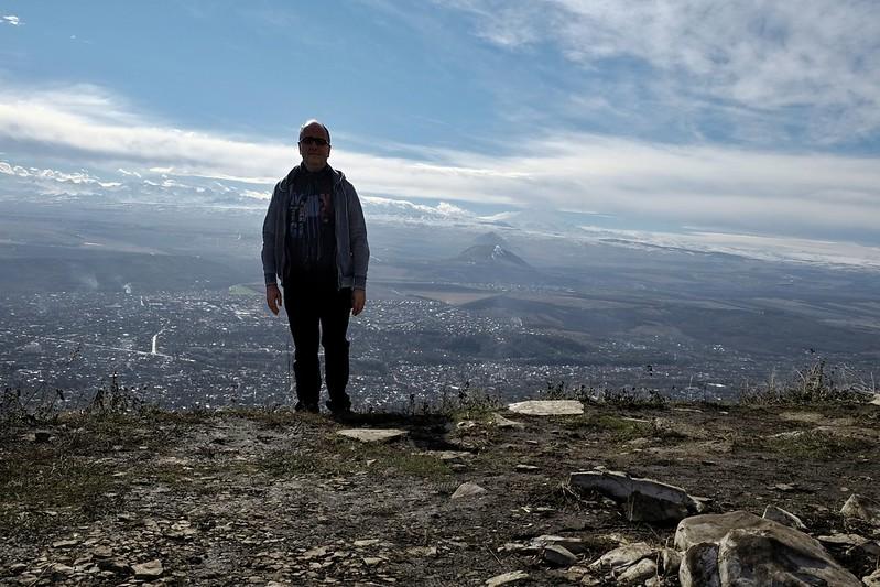 На вершине горы Машук. Пятигорск