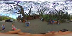 From the Tropical Farms near Kualoa - a 360° Equirectangular VR