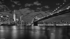 Brooklyn bridge (B&W version)