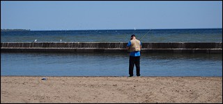 Image of Waterfront Trail Beach with a length of 236 meters. olympusepl5
