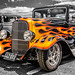 Flaming Hot Rod. by Suggsy69