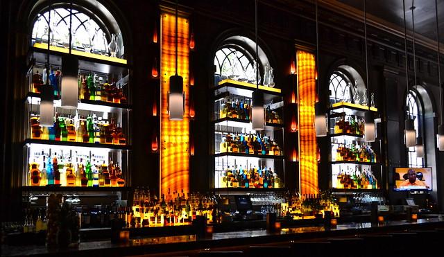 bar and lounge - Ocean Prime Philadelphia