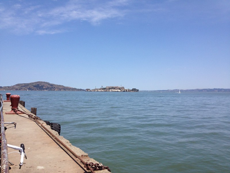 Views of SF marina