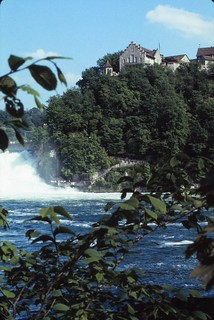 Switzerland   -   Rheinfall   -   24 May 1987