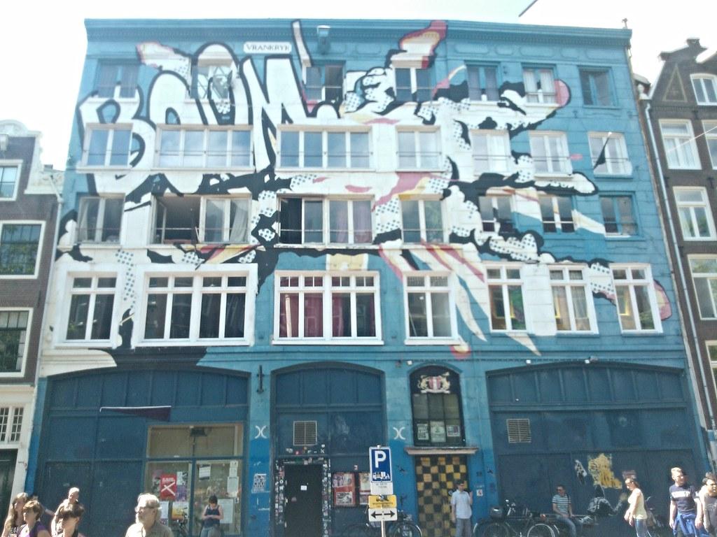 Colorata Amsterdam - Clicca per vedere la gallery