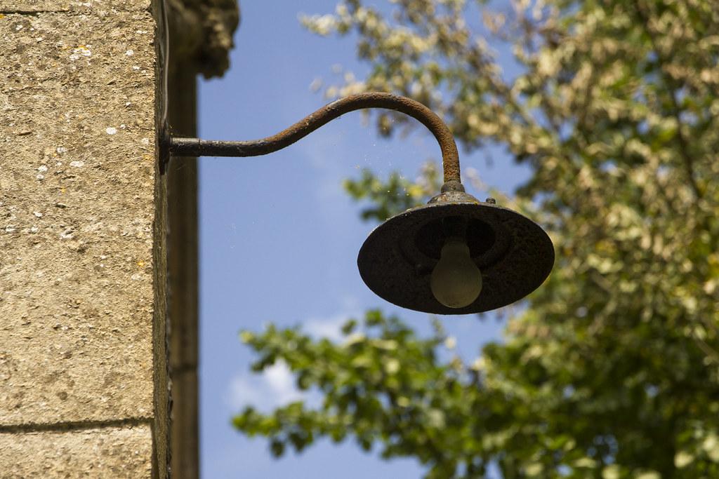 Chuch lamp