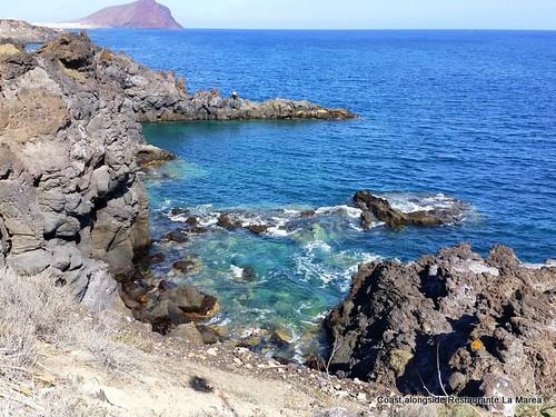 Los Abrigos Coast