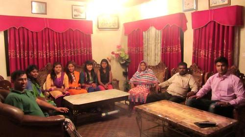 Sole Sister Emma bangladesh-family