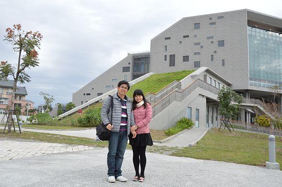 台東大學知本校區圖書館54
