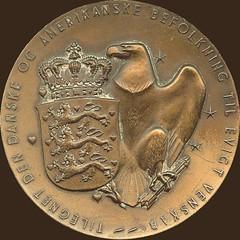 13-12-R Lincoln medal