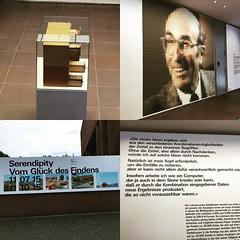 In Bielefeld verzettelt #NiklasLuhmann #Kunsthalle #Serendipity #Soziologie