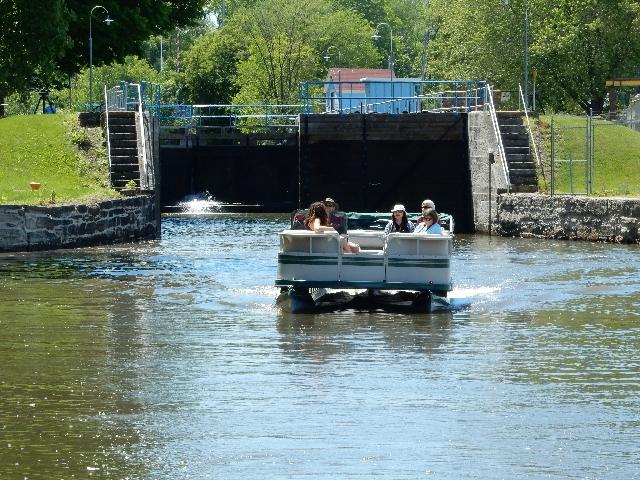 Fox River Locks