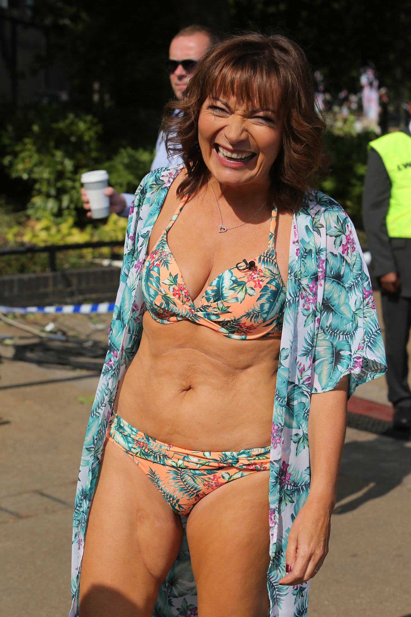 Lorraine Kelly Bikini Fotos