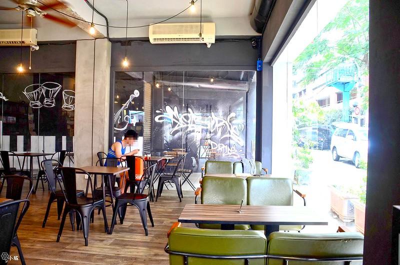 莫爾本布蕾斯咖啡廳板橋府中早午餐推薦不限時Melbourne Press  Cafe(4)