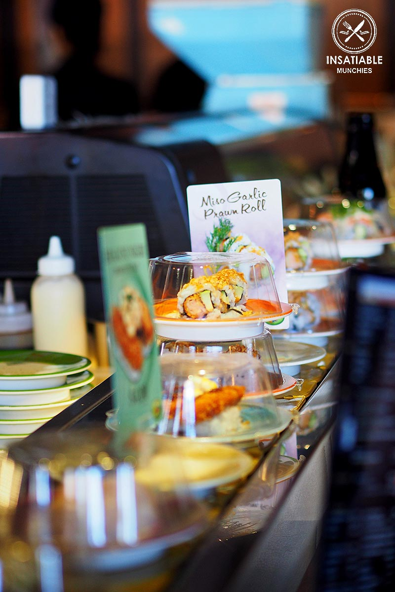 Sydney Food Blog Review of Sushi Train, Neutral Bay: Sushi Train Overview