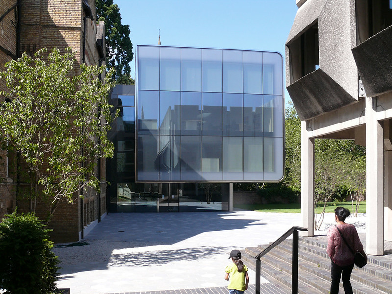 Middle East Centre, St Anthony's College, Oxford by Zaha Hadid 4