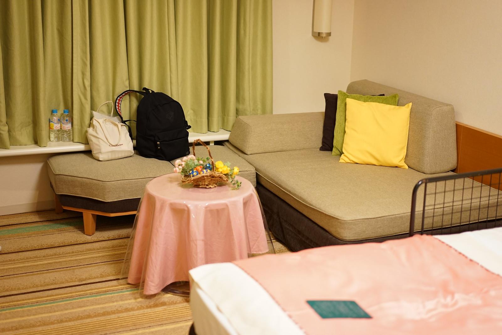 東京ベイ舞浜ホテル_部屋2