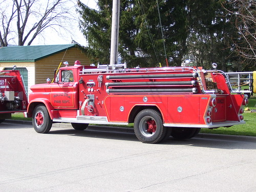 Wauzeka Fire Dept. Engine