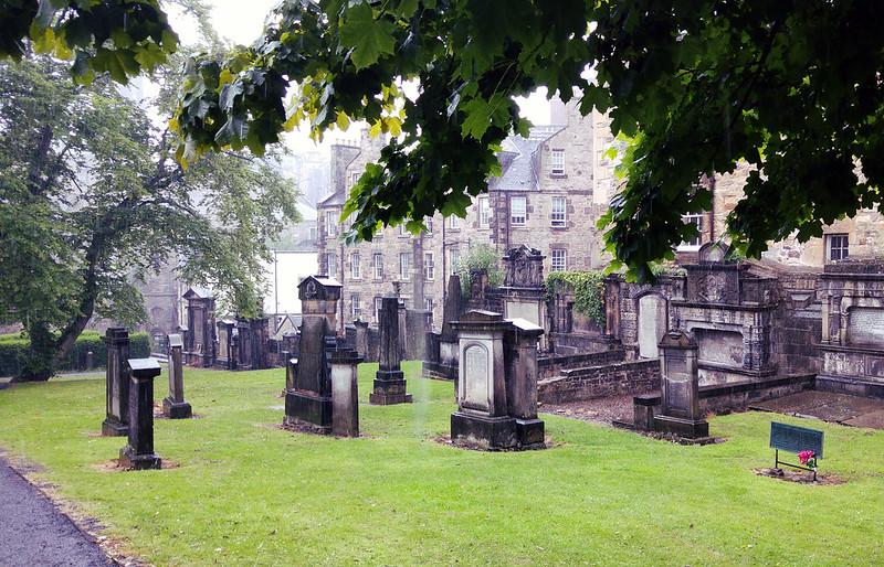 Scotland 2015 - Greyfriars Kirkyard